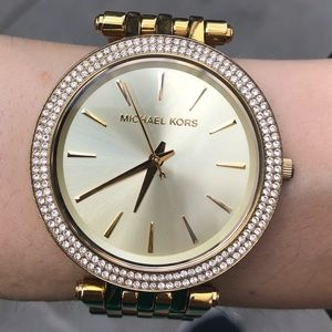 Michael Kors Darci Watch, 39mm - Gold